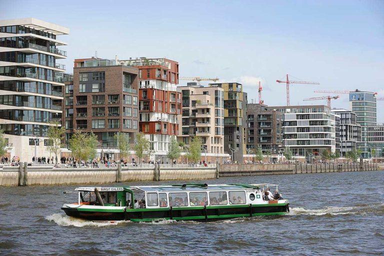 Große Hafenrundfahrt Hamburg – 1 Stunde