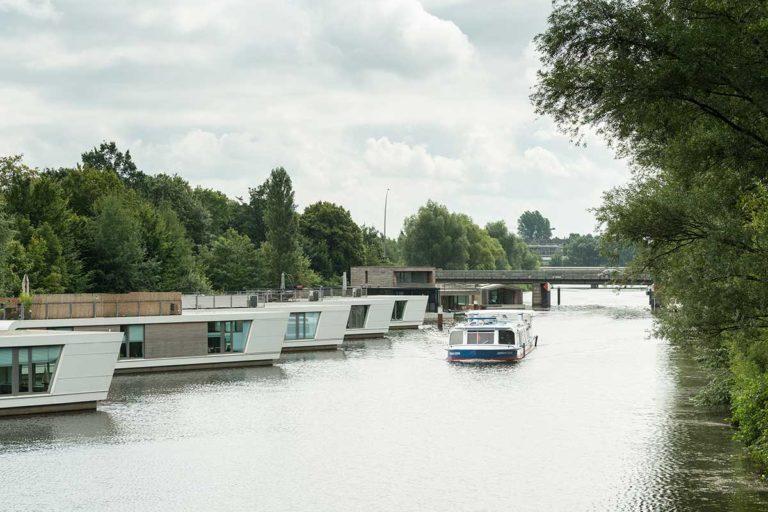 Bille Fahrt – Richtung Bergedorf