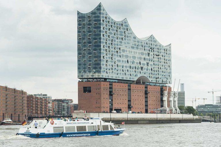 Hamburg-Fahrt – Richtung Bergedorf