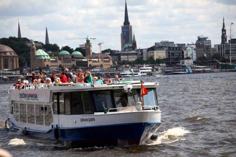 Hamburg-Fahrt – Richtung Hamburg
