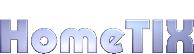 HomeTIX – Online Ticket Portal Logo